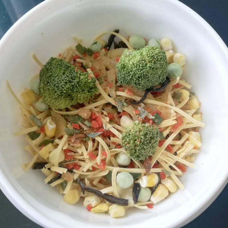 Суп овочевий з локшиною