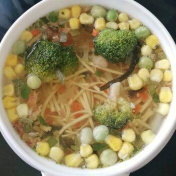 Сублимати. Суп овощной сублимат